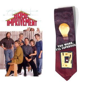 Other - Rare Home Improvement TV Show Promo Tie Tool